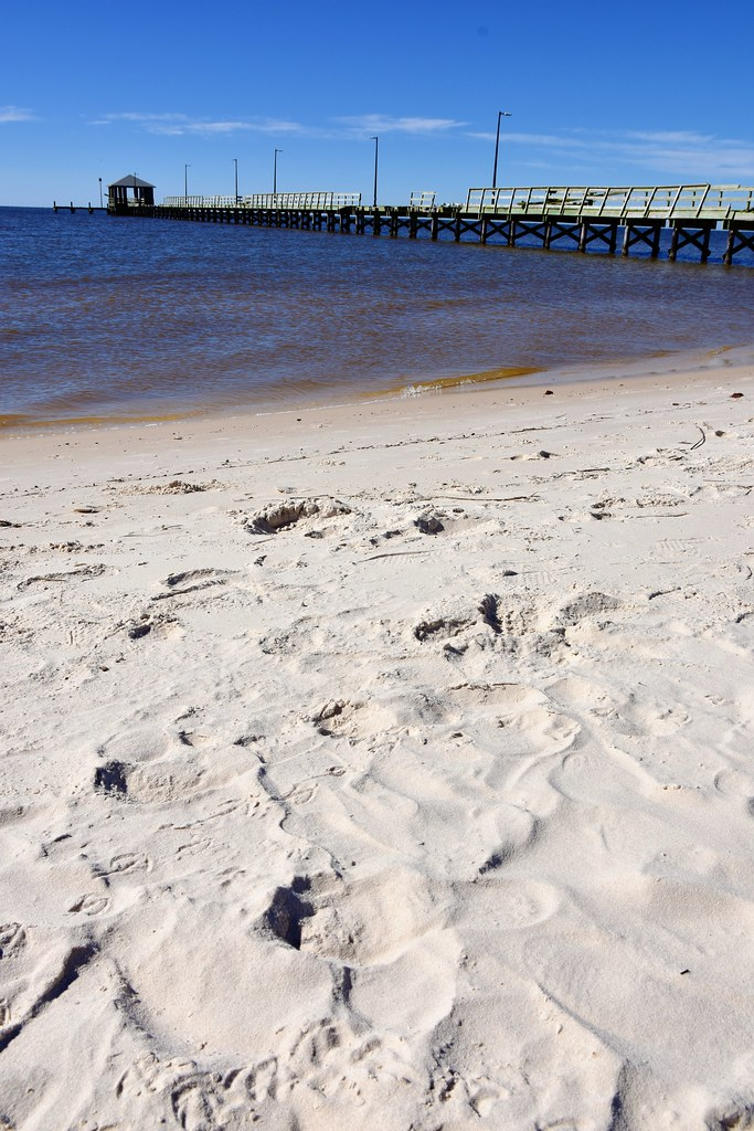 Lighthouse Pier Biloxi Beach Biloxi Mississippi Jpellgen
