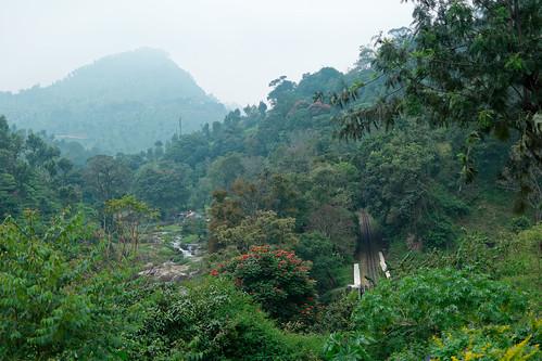 nikon nikonusa nikkor d3300 mountain india westernghats ghats rural landscape katterypark railway