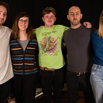 Fri, 02/02/2018 - 11:55am - Anna Meredith Live in Studio A, 2.2.18 Photographer: Monica Fafaul