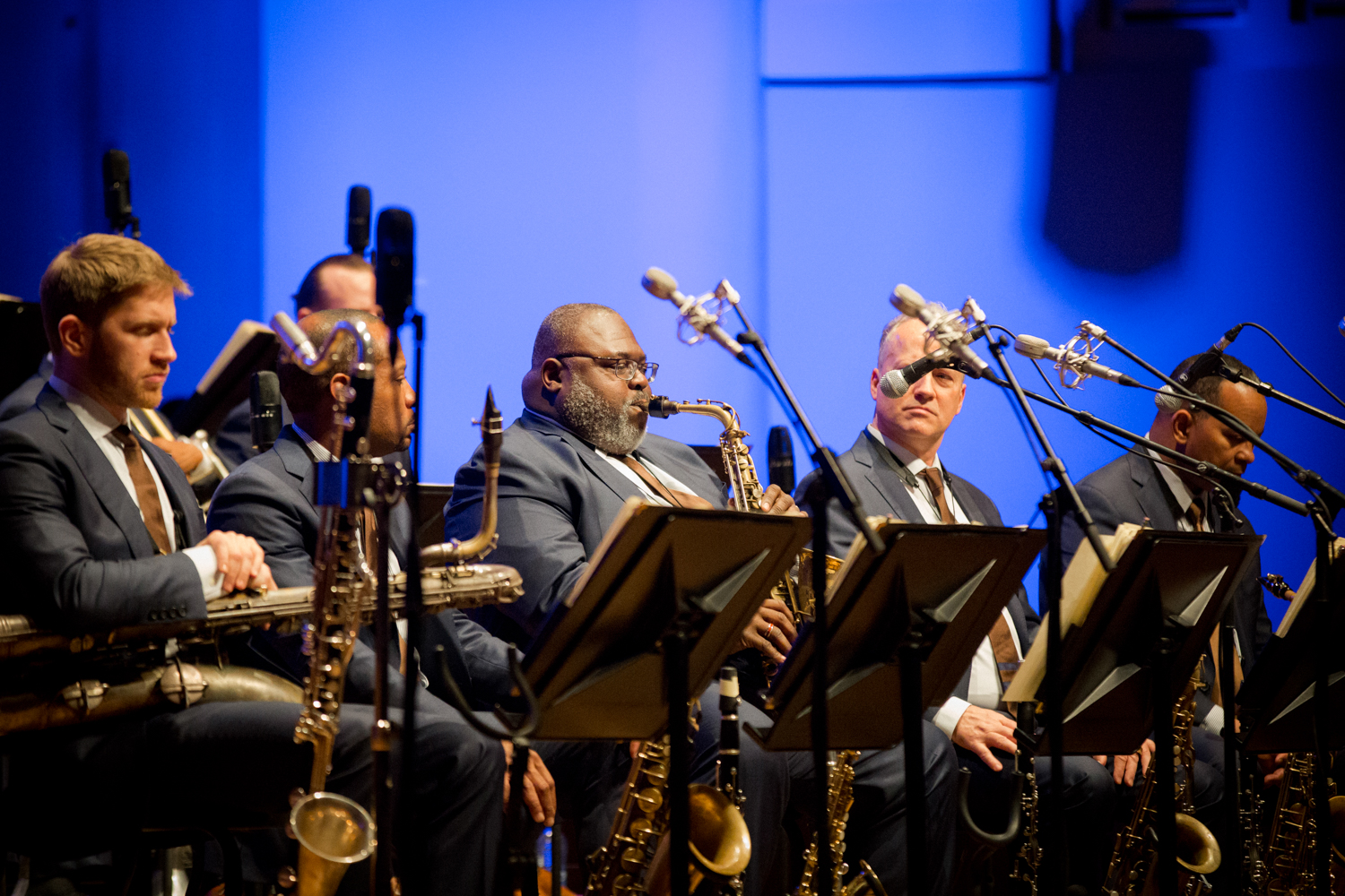 Jazz at Lincoln Center Orchestra -7887