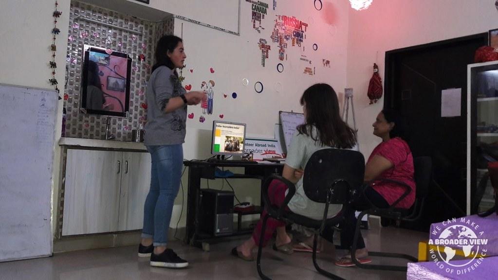 Orientation session | India Jaipur Orphanage program Volunte… | Flickr