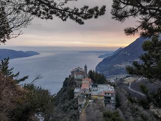 L'eremo di Montecastello | by Riccardo Palazzani - Italy
