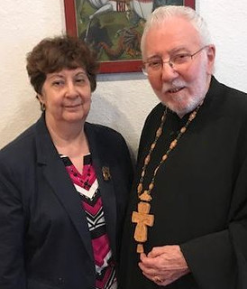 Father Ian and Matushka Sasha | by Holy Spirit Orthodox Church