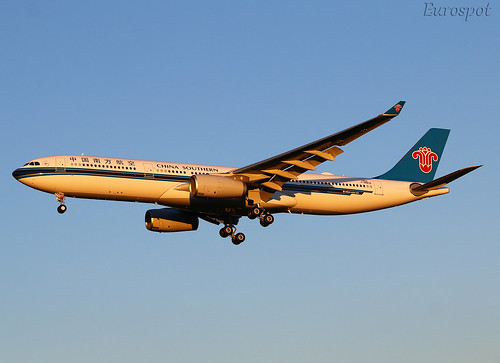 F-WWCD Airbus A330 China Southern | by @Eurospot
