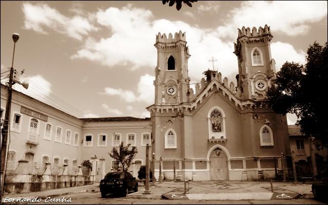 Convento e Igreja de Santo Antonio - São Luis Maranhão.
