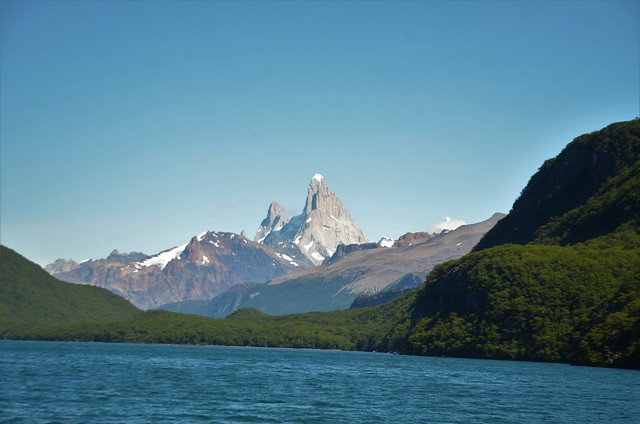 Monte Fitz Roy y Cerro Torre