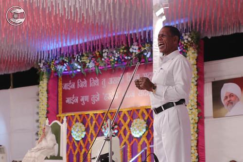 Bal Krishna Patil from Vataran, expresses his views