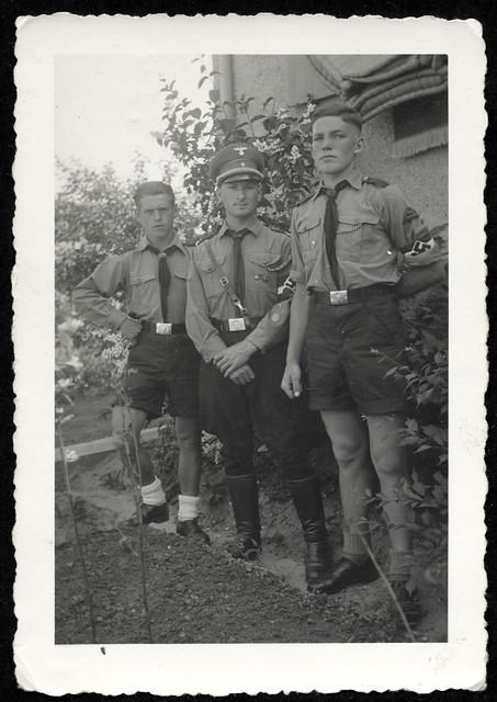 Archiv O847 HJ Gebietsdreieck,