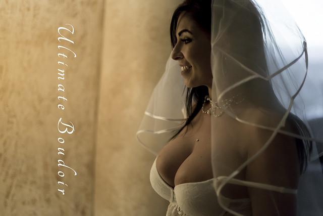 Bridal Boudoir in Reno