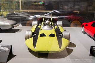 Wind Tunnel Model Ferrari Sigma F1 Concept 1969 A Rare F Flickr