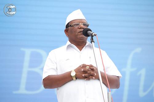 Jagan Nath Mhatre from Kalyan, expresses his views