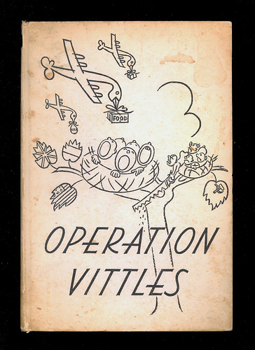 Cookbook, Operation Vittles
