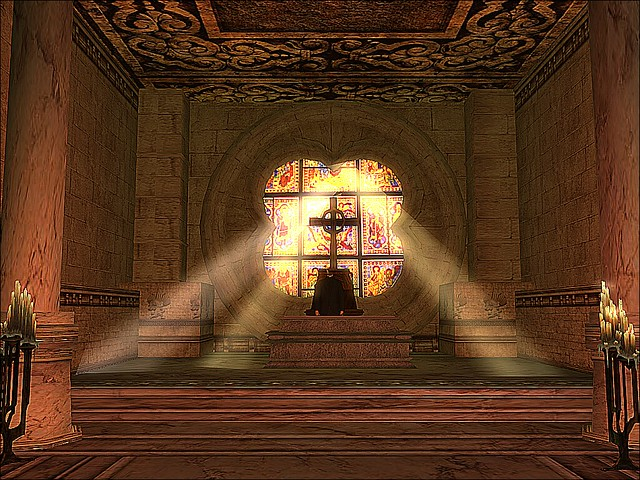 Nocturne - Vampire the Masquerade - On the Altar of Love