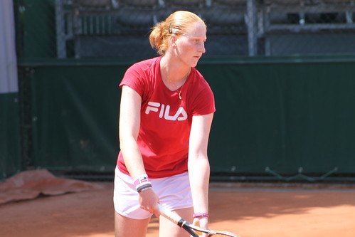 Alison Van Uytvanck | by tennis buzz
