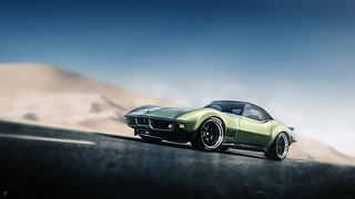 Stinger - Chevy Corvette Stingray C3 | by Nux Creative Works