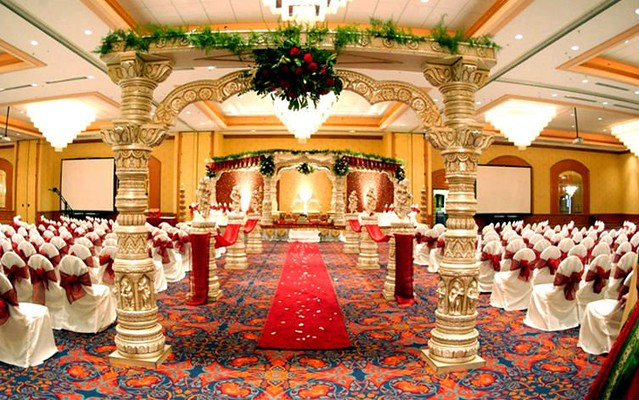 The Beautiful Indian Wedding Decorations
