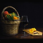 Peaches and Wine