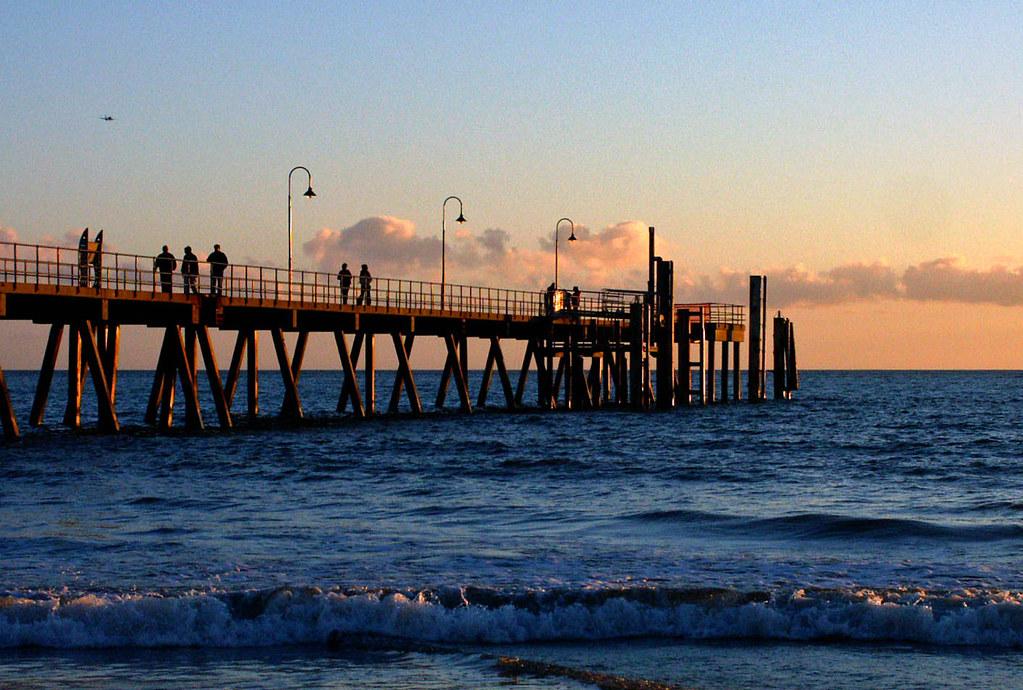 Image result for glenelg pier
