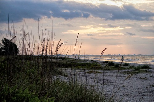 beach gulfofmexico sunrise florida sanibel sanibelisland fortmyers barrierisland sandpiperbeach floridagulfcoast