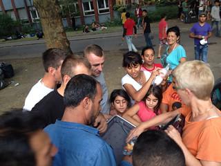 Berlin Wedding Refugees | by T Rassloff