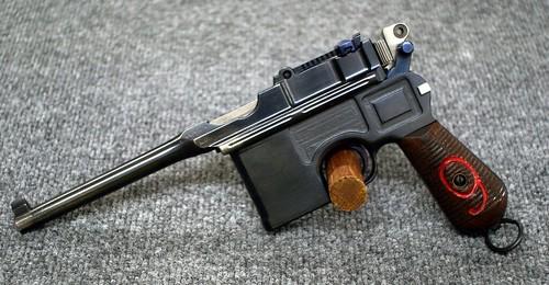 Broomhandle Mauser C96