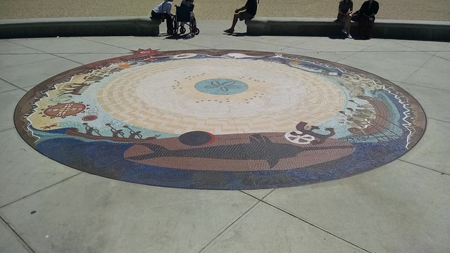 IMG_20160326_125016061 Santa Barbara beach walkway tile art