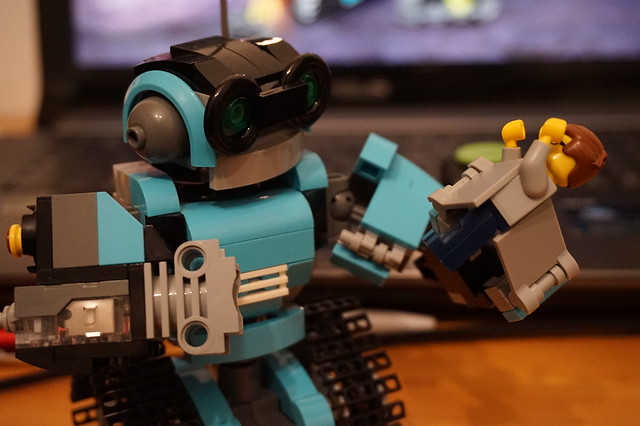 LEGO 31062 minor upgrades