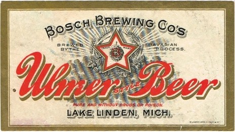 Ulmer-Style-Beer--Labels-Bosch-Brewing-Company | by jbrookston
