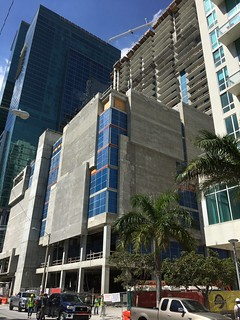 Met Square Construction Downtown Miami | by Phillip Pessar