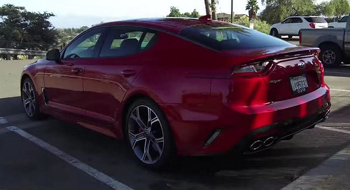 2018 Kia Stinger Gets A Big Thumbs Up From Kelley Blue Book | by Types cars