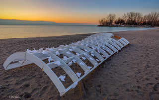 Winter Stations - Woodbine Beach, Toronto | by Phil Marion