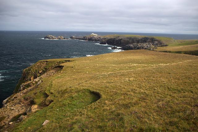 The coast near Aultivullin