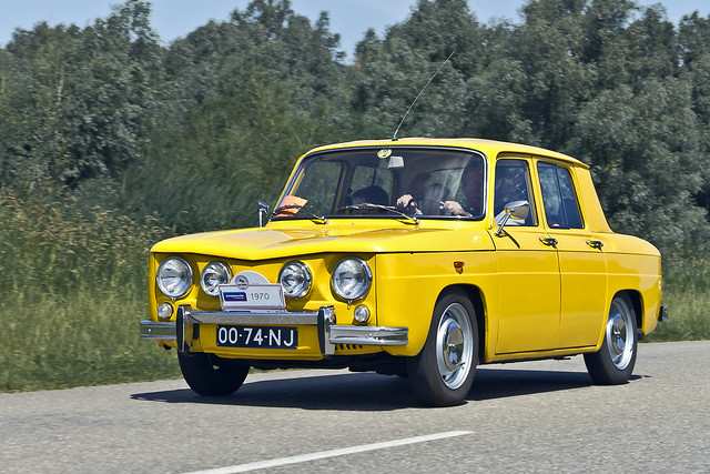 Renault 8S R1136 1970 (3653)
