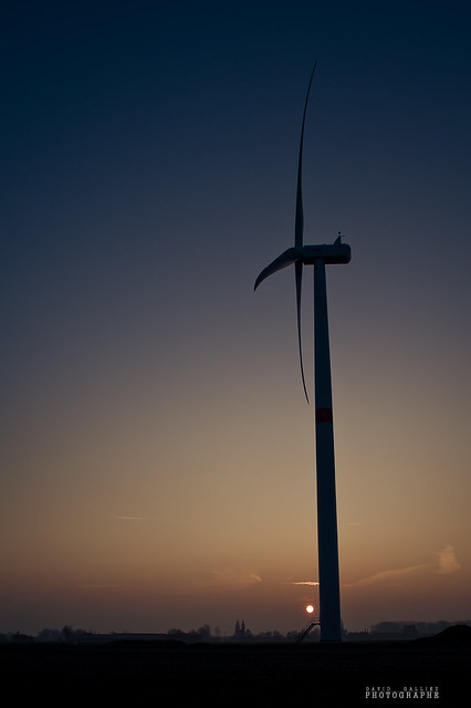 Le vent ...