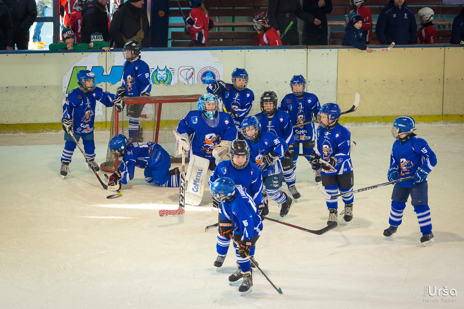 14. odprto prvenstvo Zagreba v hokeju na ledu (2.dan)