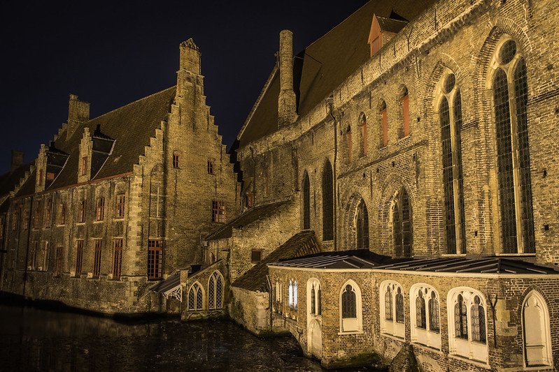 Sint-Janshospitaal, Brugge