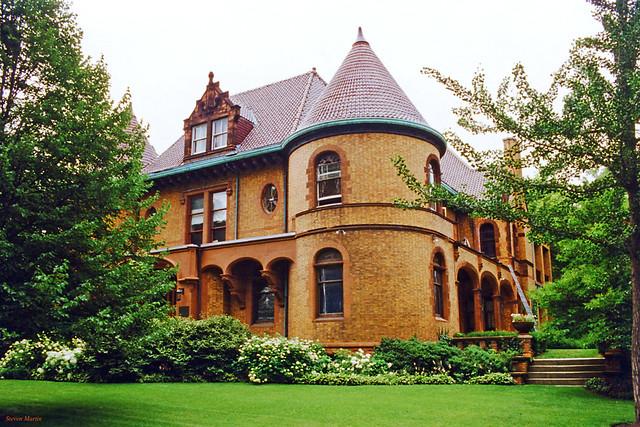 Charles Gates Dawes House, Evanston