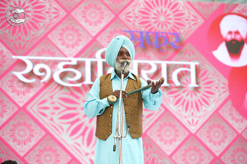 Punjabi Devotional Song by Narinder Singh Parwana from Amritsar, Punjab