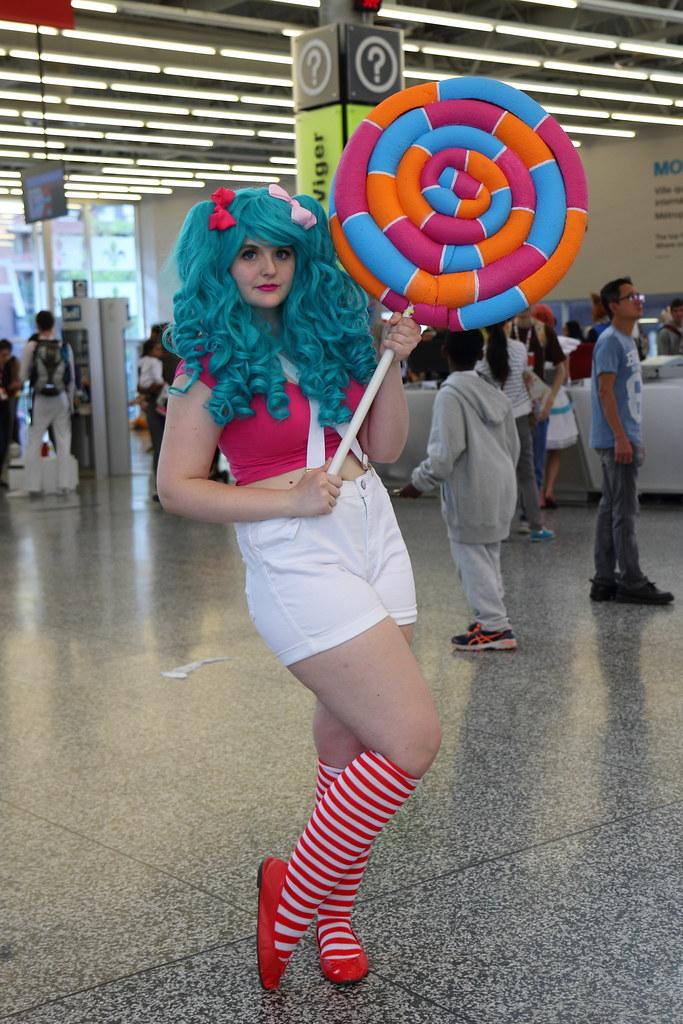 Lollipoppy Cosplay