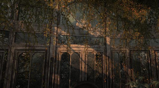 forgotten pavilion