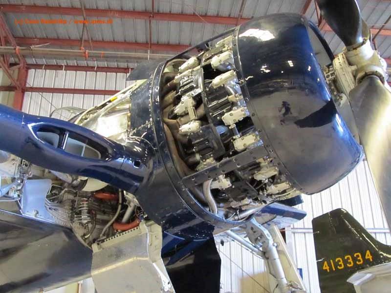 Grumman F8F-2 Bearcat 5