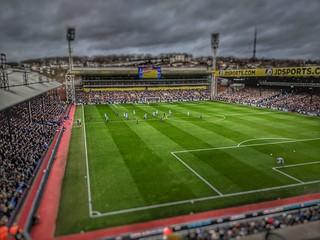 CPFC v Man City