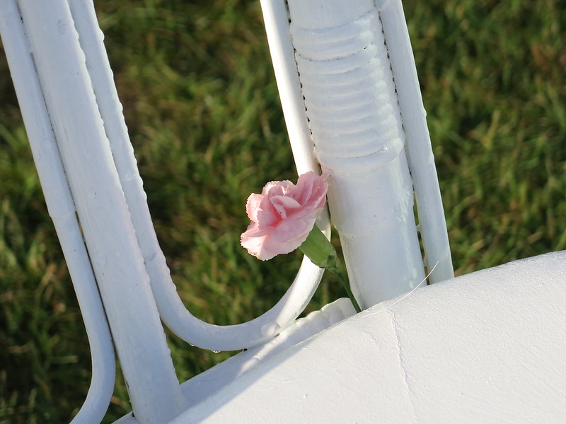 185 chairs memorial