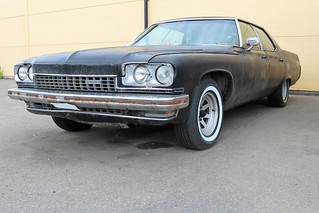 1973 Buick Electra Limited