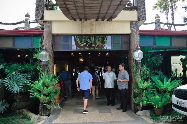 Leslie's Restaurant, Tagaytay City, PH