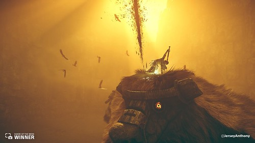 Share of the Week - Shadow of the Colossus @JerseyAnthony | by PlayStation.Blog