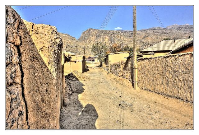 Derbent UZ - Village