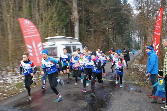 2018 Oberaargauer Winterlauf Aarwangen
