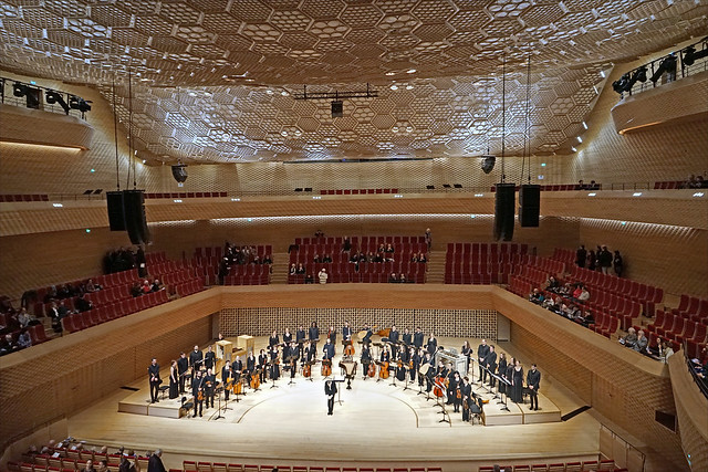 L'auditorium de la Seine Musicale (Boulogne-Billancourt)