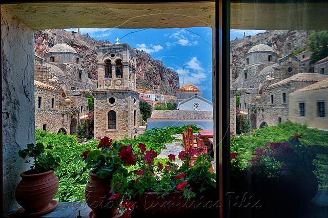 Window to Monemvasia